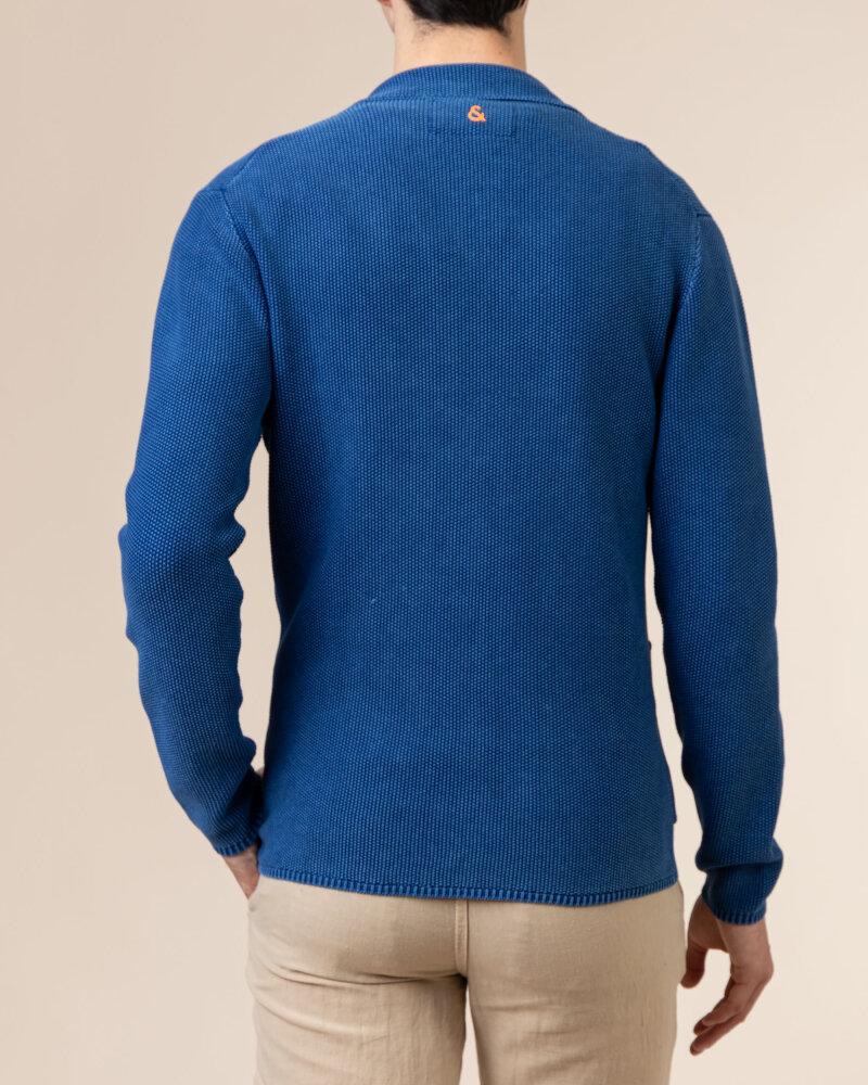 Sweter Colours & Sons 9121-102_650 ROYAL niebieski - fot:4