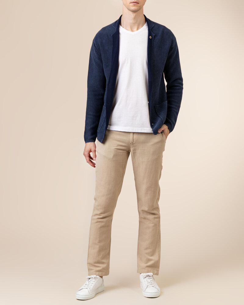 Sweter Colours & Sons 9121-102_699 MIDNIGHT granatowy - fot:6