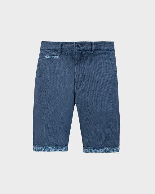 Spodnie Daniel Hechter 25662-111367_610 niebieski