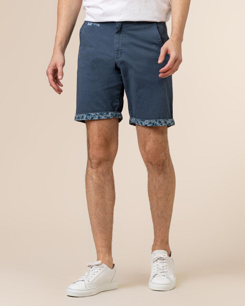 Spodnie Daniel Hechter 25662-111367_610 niebieski - fot:2