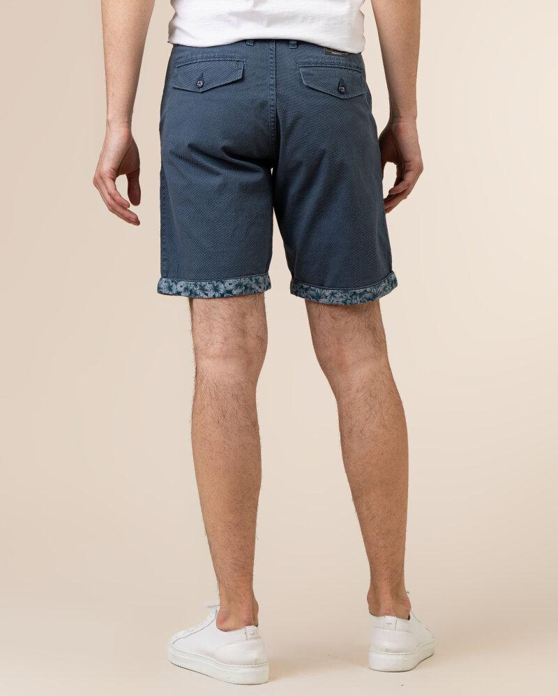 Spodnie Daniel Hechter 25662-111367_610 niebieski - fot:4