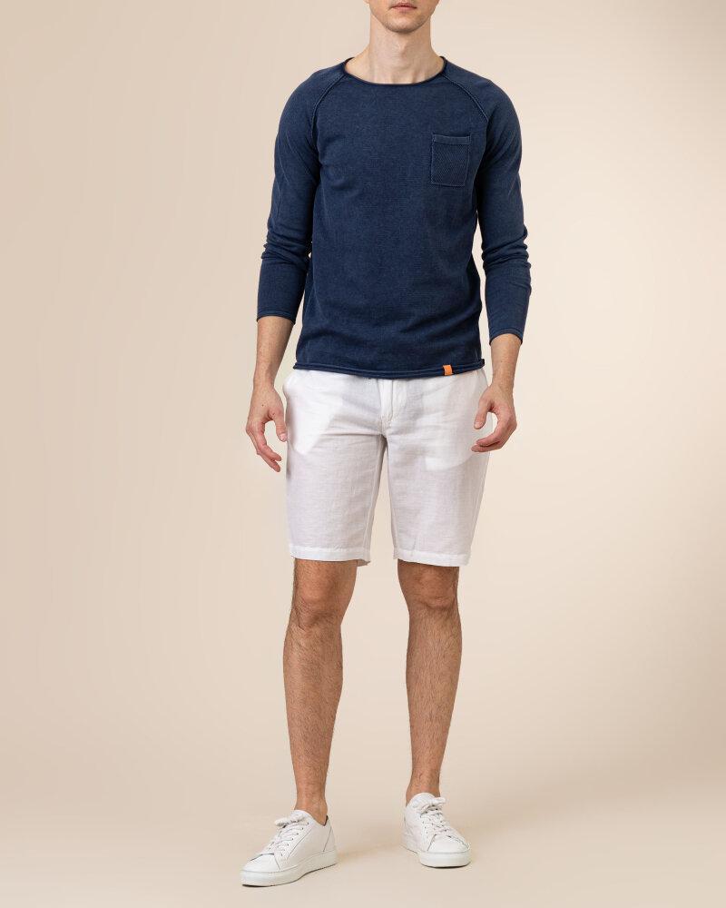Spodnie Daniel Hechter 25666-111363_010 biały - fot:5