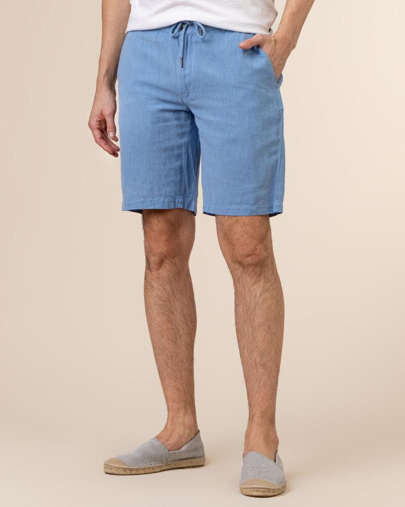 Spodnie Daniel Hechter 25666-111363_630 niebieski - fot:2