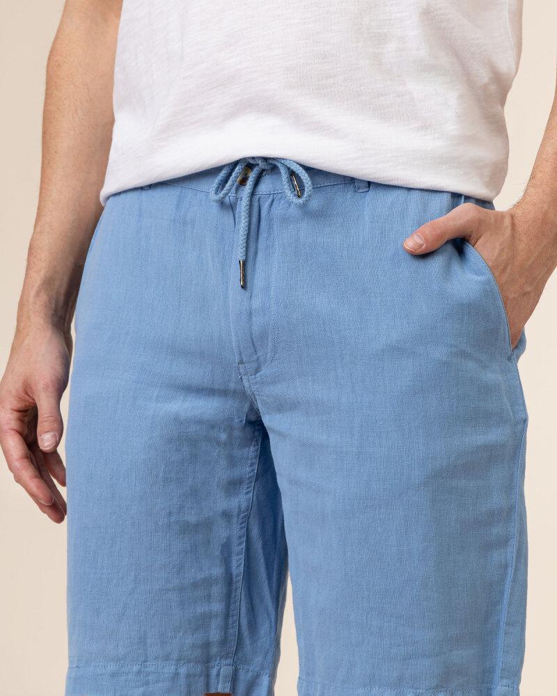 Spodnie Daniel Hechter 25666-111363_630 niebieski - fot:3