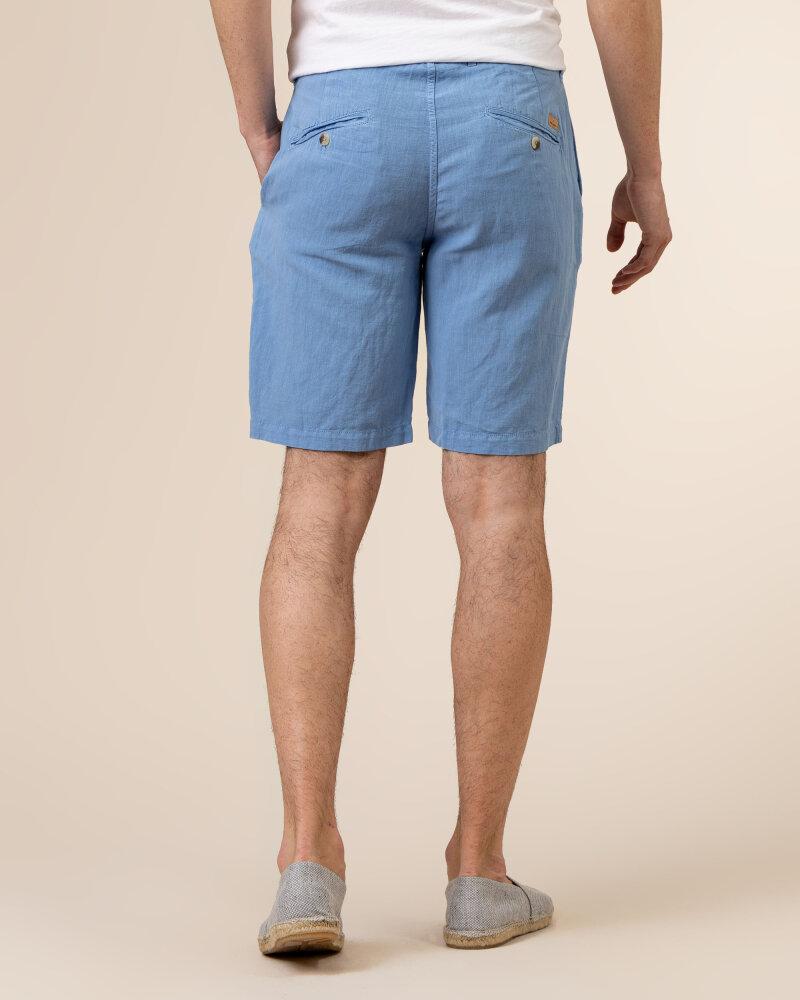 Spodnie Daniel Hechter 25666-111363_630 niebieski - fot:4