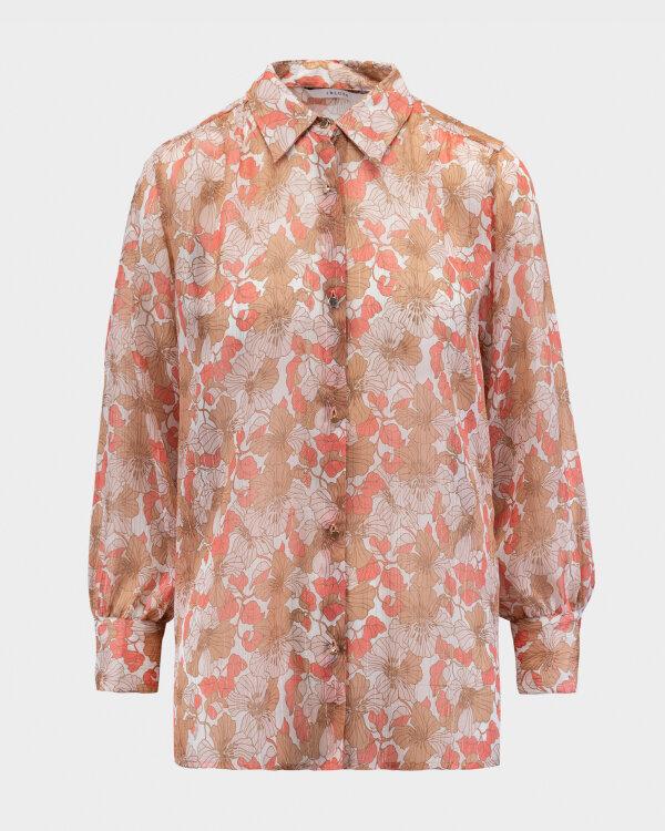 Koszula Iblues FONTANA_71111311_002 brązowy