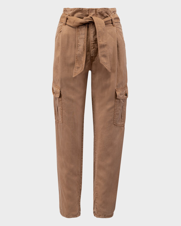 Spodnie Iblues DAVIDE_71311511_002 brązowy