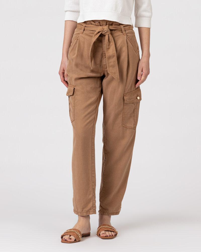 Spodnie Iblues DAVIDE_71311511_002 brązowy - fot:2