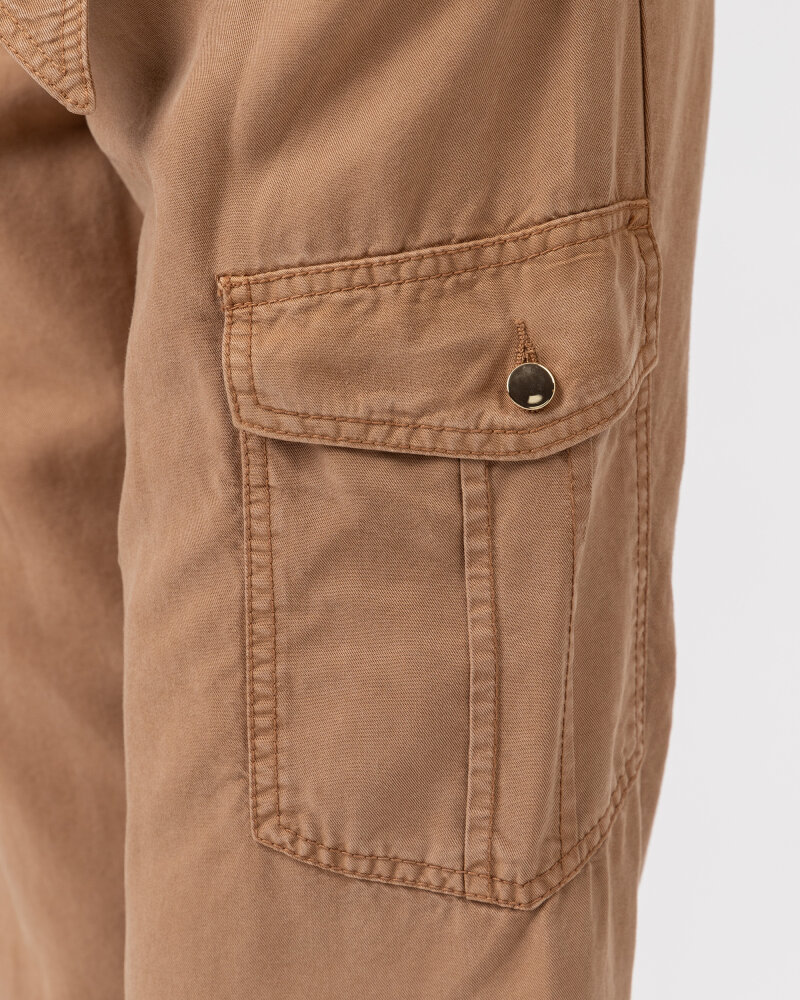 Spodnie Iblues DAVIDE_71311511_002 brązowy - fot:3