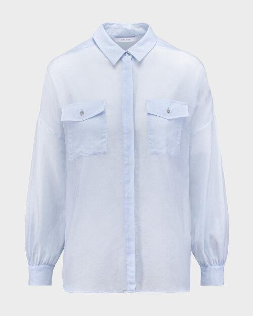Koszula Iblues FIANDRA_71110312_005 niebieski