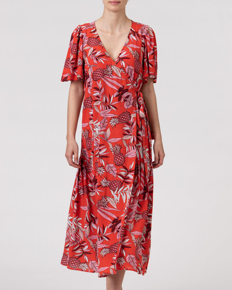 Sukienka Iblues FERVIDO_72212412_001 czerwony - fot:2