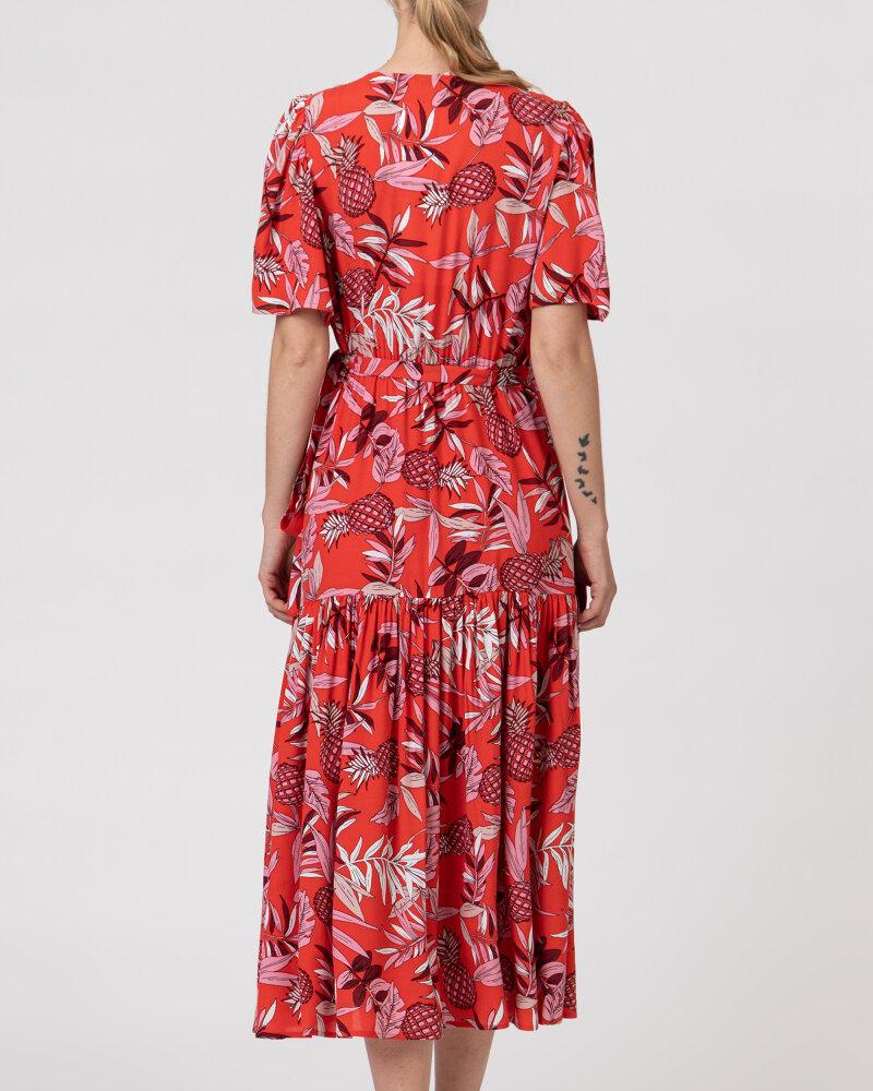 Sukienka Iblues FERVIDO_72212412_001 czerwony - fot:5