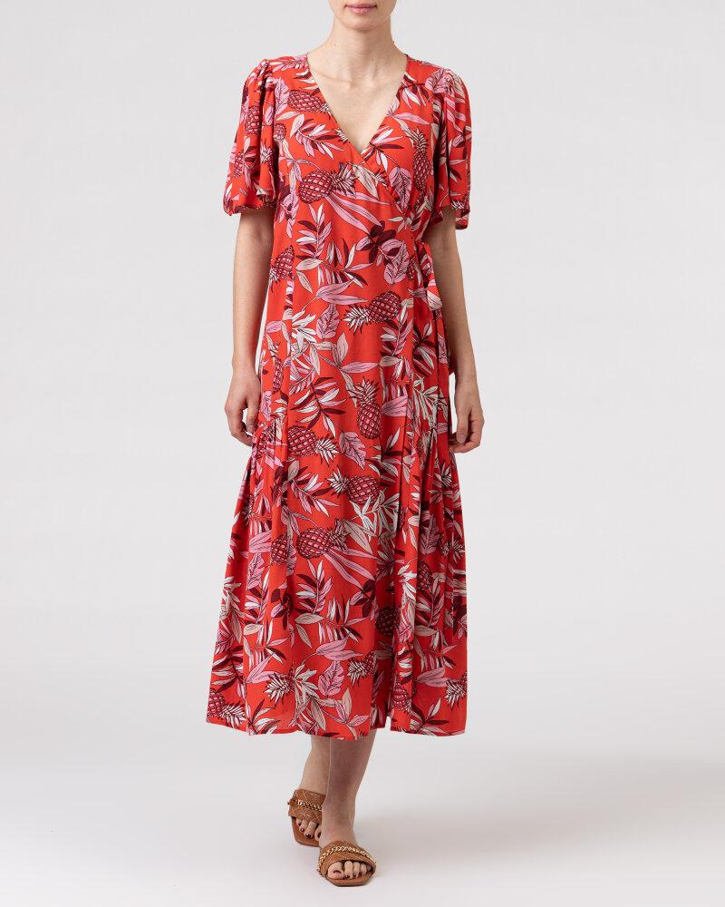 Sukienka Iblues FERVIDO_72212412_001 czerwony - fot:6