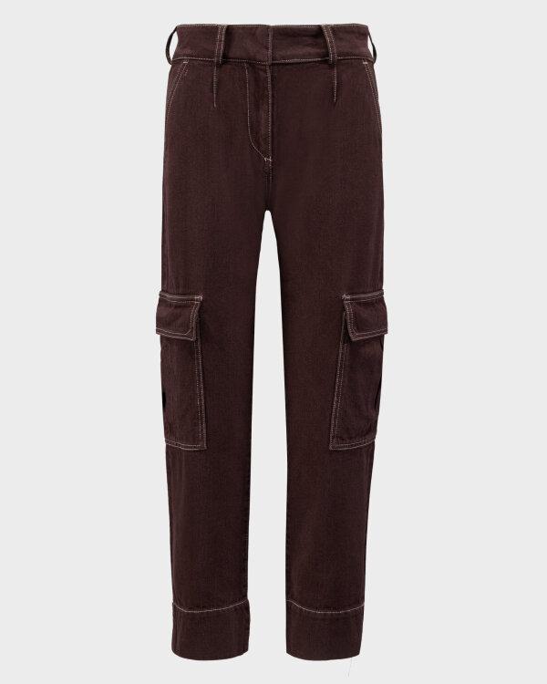 Spodnie Trussardi  56P00252_1T004845_B285 brązowy
