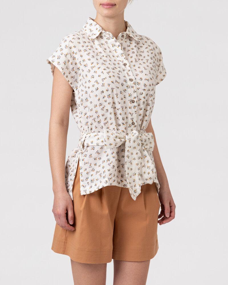 Bluzka Lollys Laundry 21146_1022_CREME kremowy - fot:2