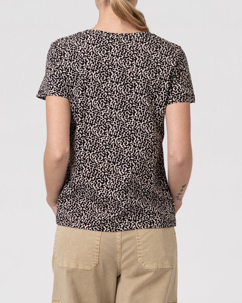 T-Shirt One More Story 101533_2296 czarny - fot:4