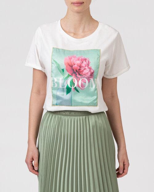 T-Shirt One More Story 101751_3001 biały