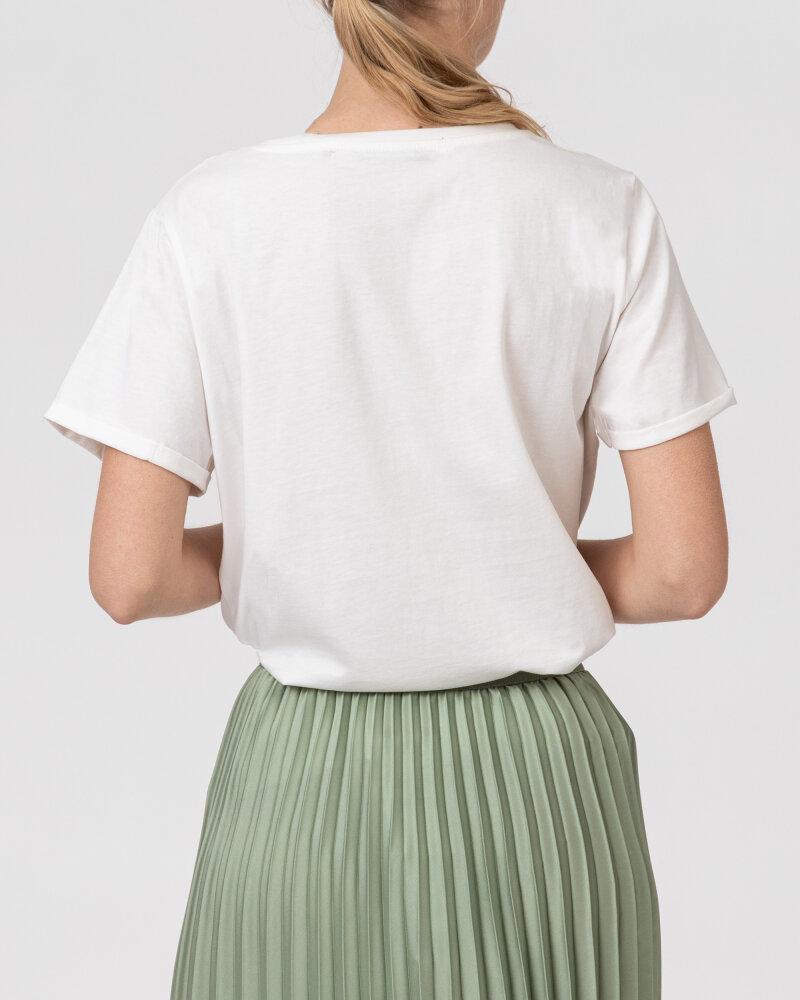 T-Shirt One More Story 101751_3001 biały - fot:4