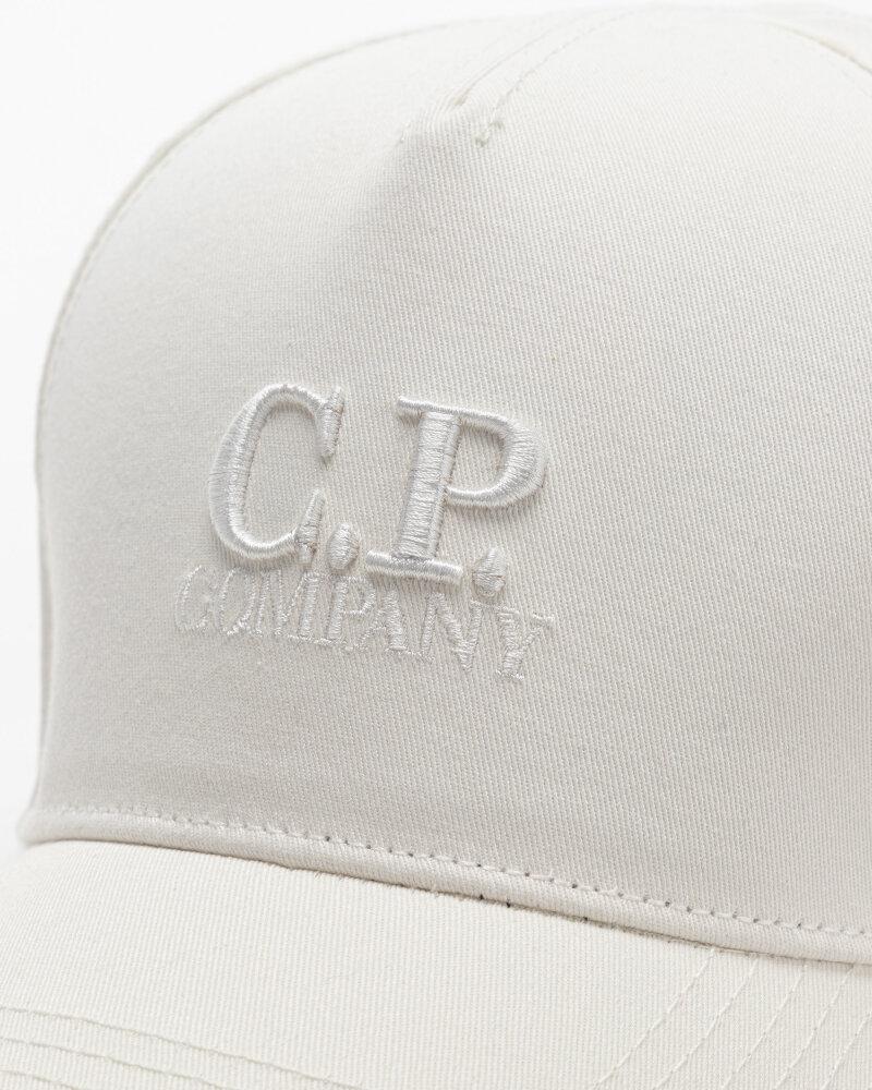 Czapka C.p. Company 10CMAC091A005279A_103 biały - fot:3
