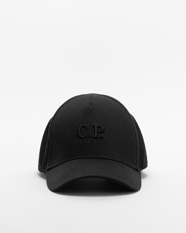 Czapka C.p. Company 10CMAC091A005279A_999 czarny