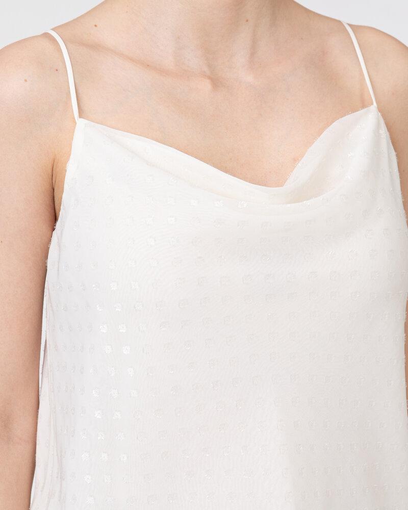 Bluzka Trussardi  56C00401_1T004930_W009 kremowy - fot:3