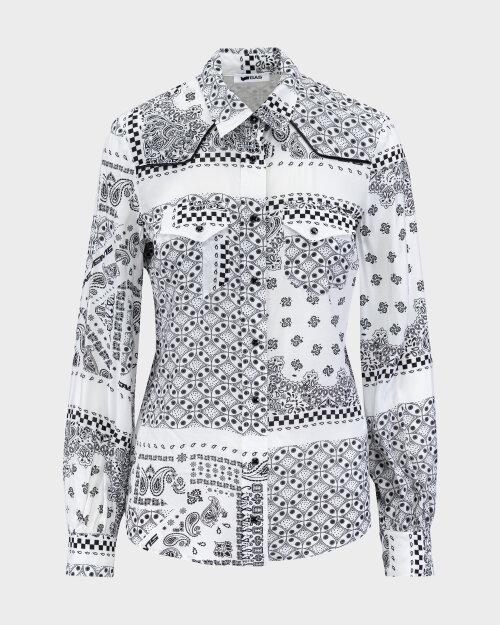 Koszula Gas A2002_MARAH Z.FANCY       _0001 biały