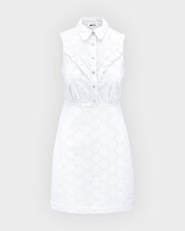 Sukienka Gas A1419_MARALY DRESS        _0001 biały