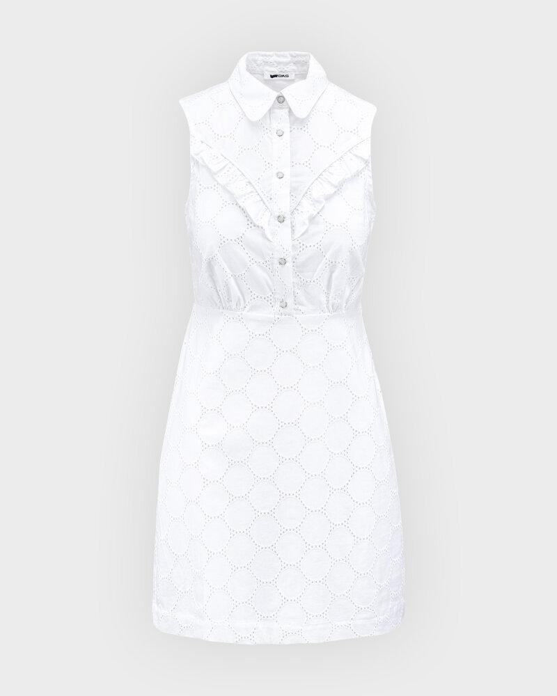 Sukienka Gas A1419_MARALY DRESS        _0001 biały - fot:1