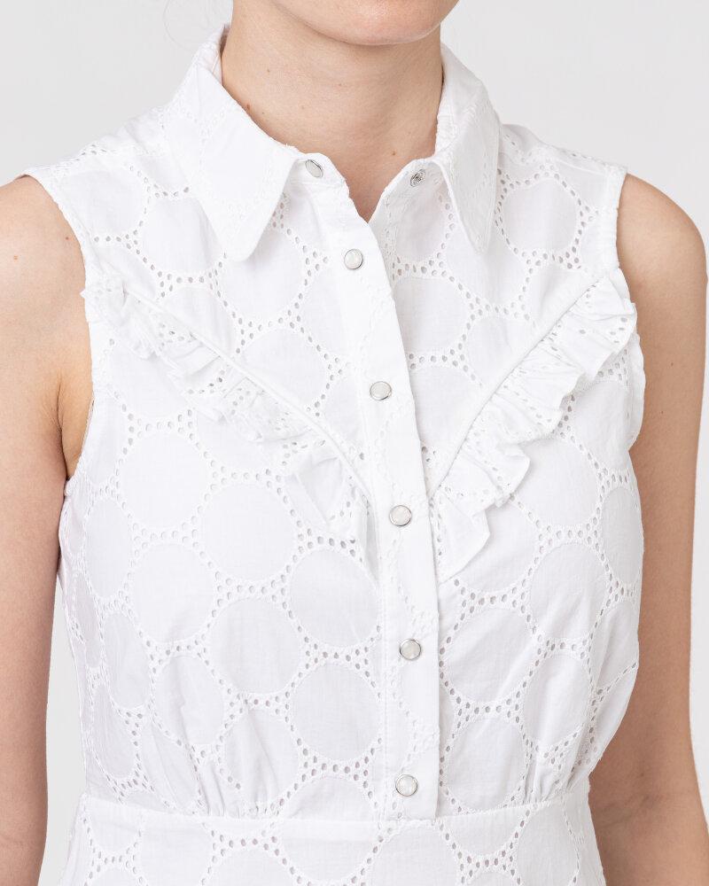 Sukienka Gas A1419_MARALY DRESS        _0001 biały - fot:3