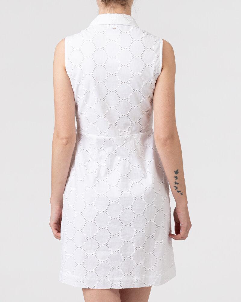Sukienka Gas A1419_MARALY DRESS        _0001 biały - fot:4