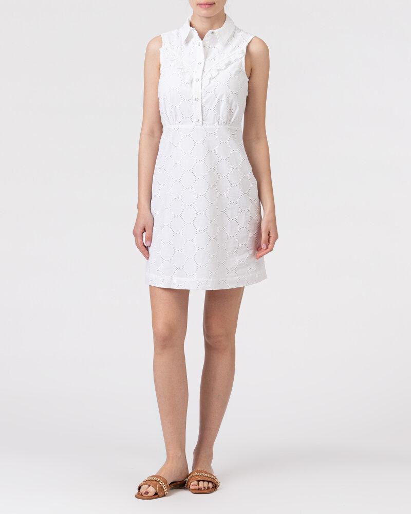 Sukienka Gas A1419_MARALY DRESS        _0001 biały - fot:5