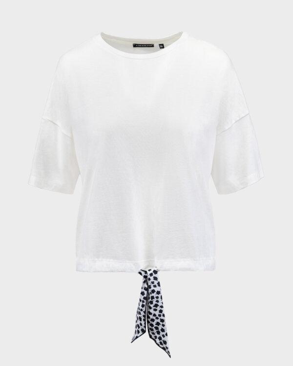 T-Shirt One More Story 101621_2001 biały
