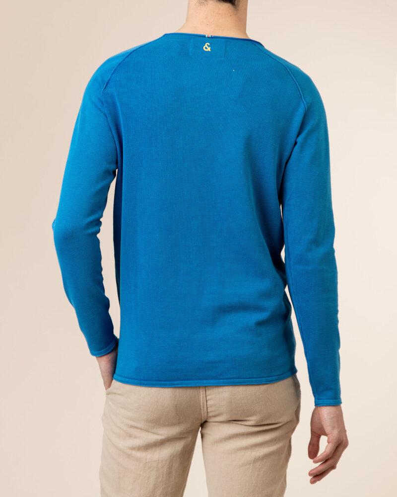Sweter Colours & Sons 9121-100_649 BLUE niebieski - fot:4