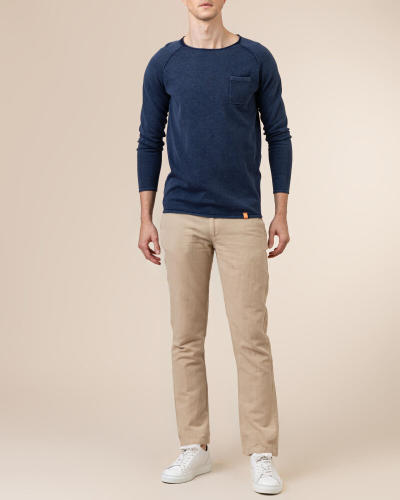 Sweter Colours & Sons 9121-100_699 MIDNIGHT granatowy - fot:6