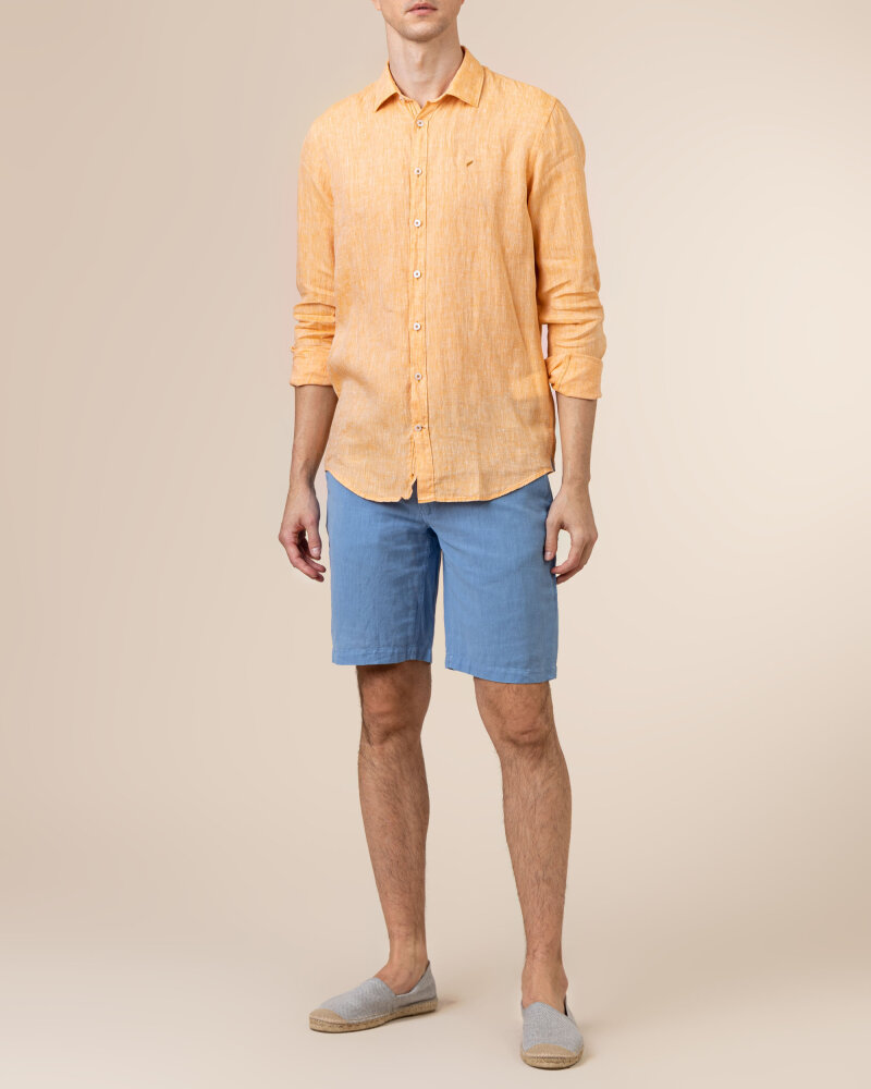 Koszula Daniel Hechter 60255-111610_150 pomarańczowy - fot:5