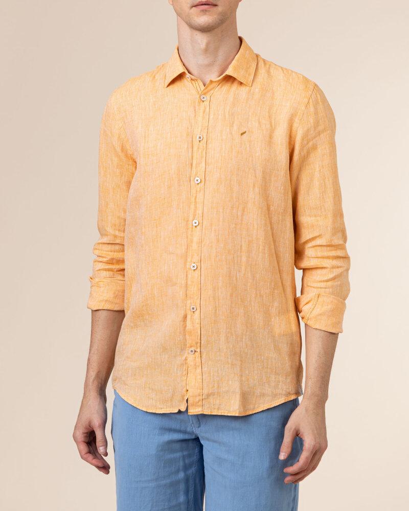 Koszula Daniel Hechter 60255-111610_150 pomarańczowy - fot:2