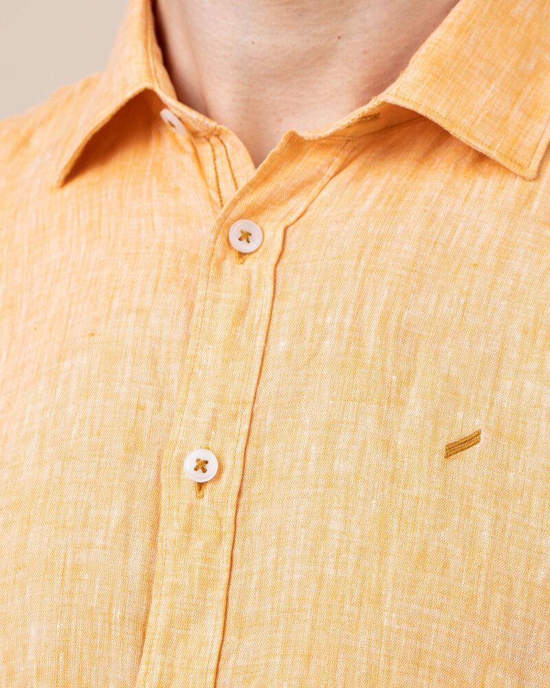 Koszula Daniel Hechter 60255-111610_150 pomarańczowy - fot:3