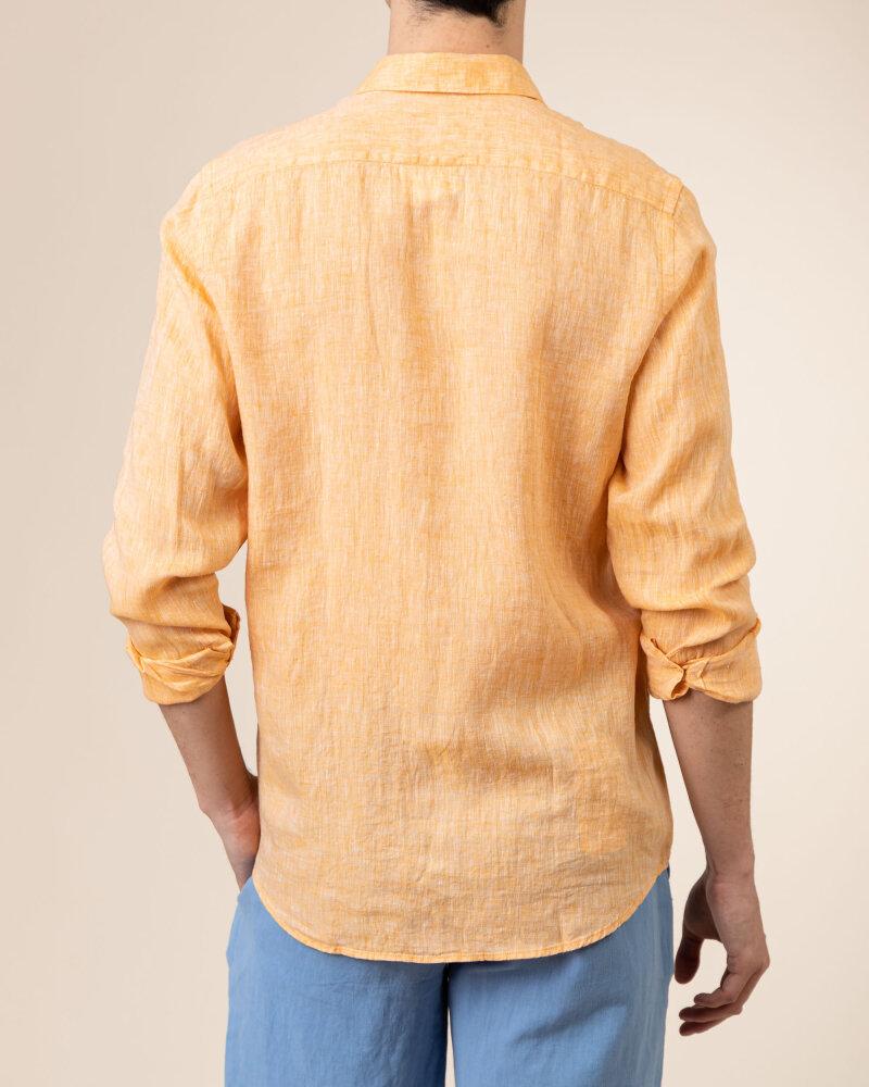 Koszula Daniel Hechter 60255-111610_150 pomarańczowy - fot:4