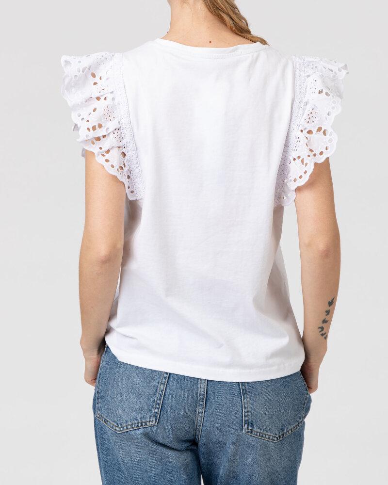 T-Shirt One More Story 101620_1000 biały - fot:4