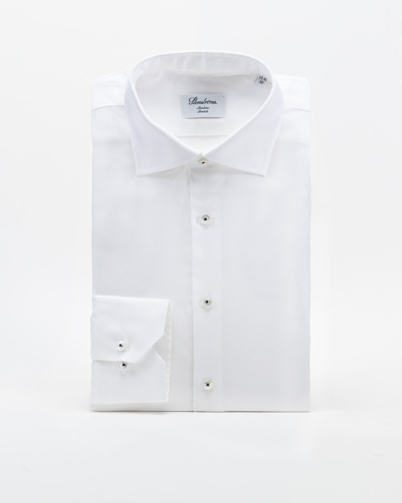 Koszula Stenstroms 712751_7107_000 biały - fot:1