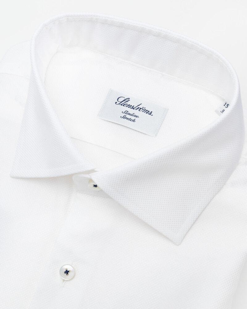 Koszula Stenstroms 712751_7107_000 biały - fot:2