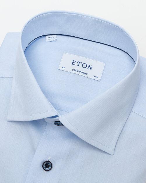 Koszula Eton 1000_02194_21 niebieski
