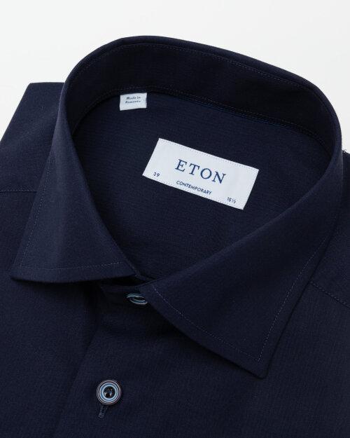 Koszula Eton 1000_02194_29 granatowy