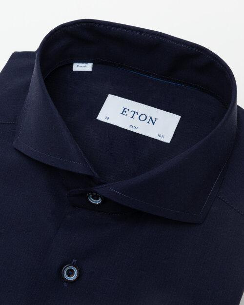Koszula Eton 1000_03004_29 granatowy
