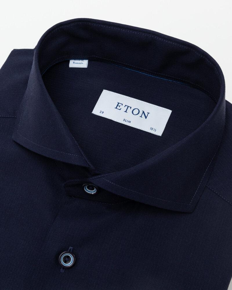 Koszula Eton 1000_03004_29 granatowy - fot:2