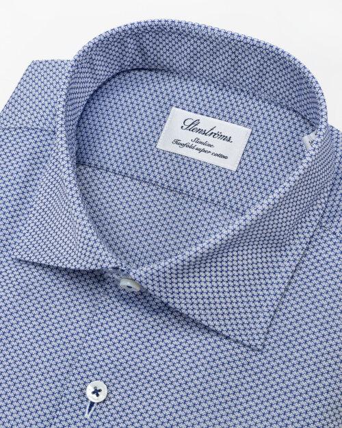 Koszula Stenstroms 712751_8105_161 niebieski