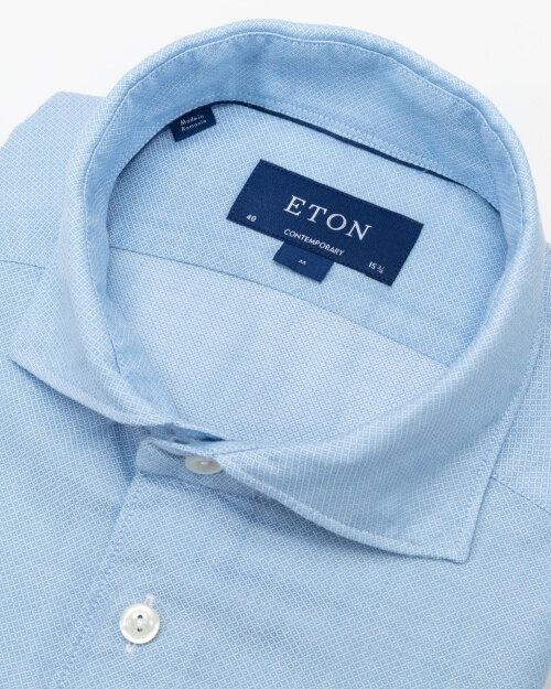 Koszula Eton 1000_02187_25 niebieski