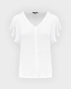 T-Shirt One More Story 101614_1001 biały