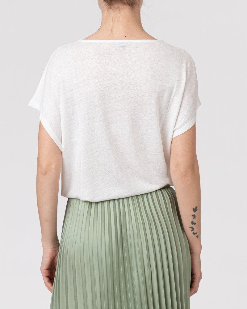 T-Shirt One More Story 101614_1001 biały - fot:4