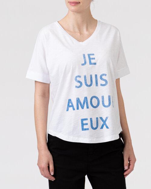 T-Shirt One More Story 101574_2000 biały